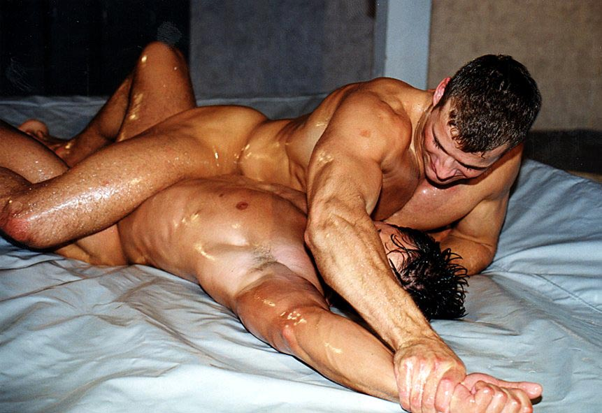 Gay Male Erotic Wrestling